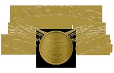 Anchorage Coin Club logo